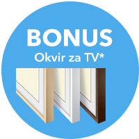 Smart TV sprejemnik SAMSUNG The Frame 2021 QE43LS03AAUXXH