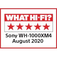 Brezžične slušalke SONY WH-1000XM4S srebrne