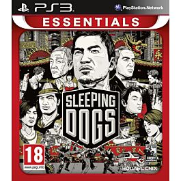 SLEEPING DOGS ESSENTIAL (PS3)