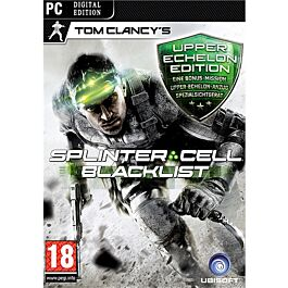 SPLINTER CELL BLACKLIST UPPER ECHELON EDITION (PC)
