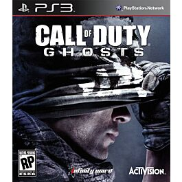 CALL OF DUTY GHOST (PS3)