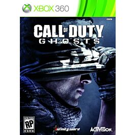 CALL OF DUTY GHOST (X360)