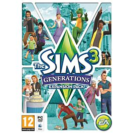 SIMS 3 GENERATIONS (PC)