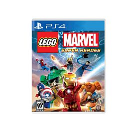 Lego Marvel : Super Heroes (PS4)
