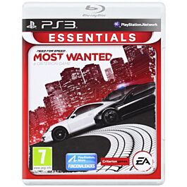 NEED FOR SPEED MOST WANTED ESSENTIALS (PS3)