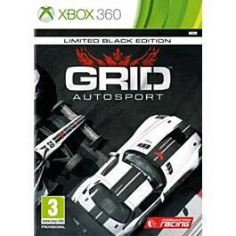 GRID AUTOSPORT BLACK EDITION (X360)