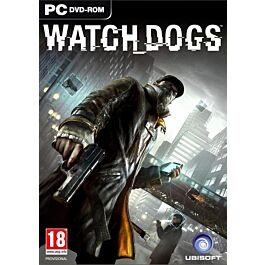 WATCH DOGS STD (PC)