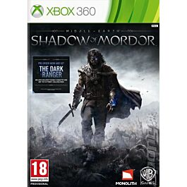 MIDDLE EARTH: SHADOW OF MORDOR (X360)