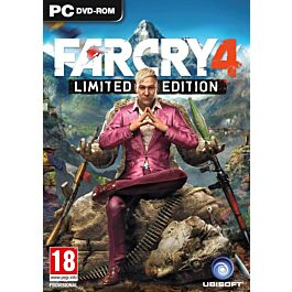 FAR CRY 4 LIMITED EDITION (PC)