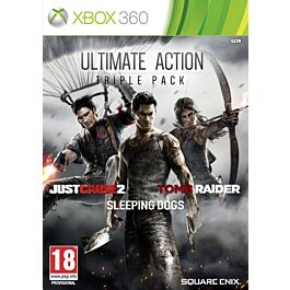 JUST CAUSE 2/SLEEPING DOGS/TOMB RAIDER 2013 (X360)