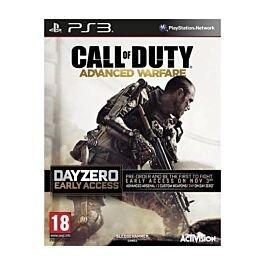 CALL OF DUTY ADVANCED WARFARE DAY ZERO (PS3)