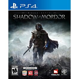 MIDDLE EARTH: SHADOW OF MORDOR GOTY (PS4)