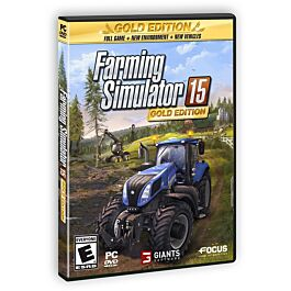 FARMING SIMULATOR 2015 GOLD EDITION (PC)