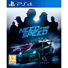 NEED FOR SPEED 2016 (PS4)