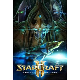 STARCRAFT II LEGACY OF THE VOID COLLECTOR (PC)
