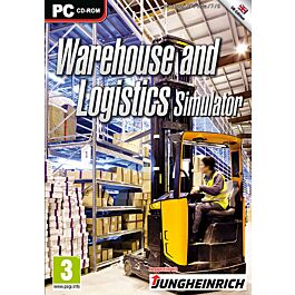 WAREHOUSE AND LOGISTIC SIMULATOR (PC)