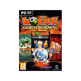 WORMS GLOBAL WORMING (PC)