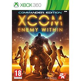 XCOM ENEMY WITHIN (X360)