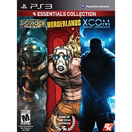 2K ESSENTIALS COLLECTION (PS3)