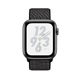 Pametna ura APPLE WATCH NIKE+ SERIES 4 GPS (44 mm) - Sport Loop - Space Grey