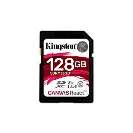 SD kartica KINGSTON REACT 128GB