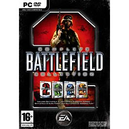 BATTLEFIELD 2 (PC) COMPLETE COLLECTION