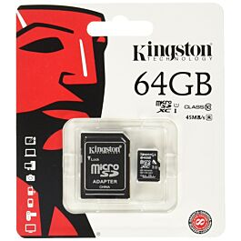 mSD kartica KINGSTON SELECT 64GB