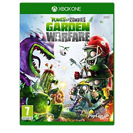 PLANTS VS ZOMBIES GARDEN WARFARE (XONE)
