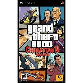 GTA: Chinatown Wars (PSP)