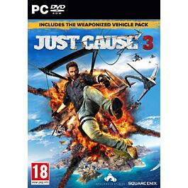 JUST CAUSE 3 DAY 1 EDITION (PC)