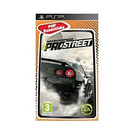 Need for speed: Pro Street essentials (PSP)