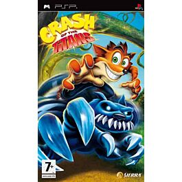 Crash of the Titans (PSP)