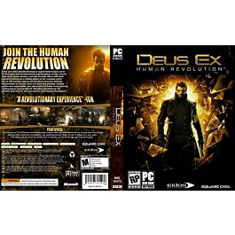 Deus Ex 3: Human Revolution CD (PC)