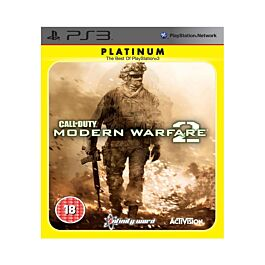Call of Duty Modern Warfare 2 Platinum (PS3)