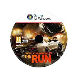 Need For Speed: The Run CD (PC)