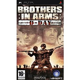 Brothers in arms : D-day essentials (PSP)
