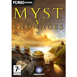 Myst V End of Ages (PC)