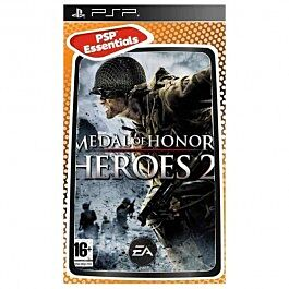 Medal of Honor : Heroes 2 essential (PSP)