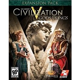 Sid Meier's Civilization V: Gods&Kings (PC)