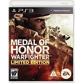 Medal of Honor : Warfighter Limited (PS3)