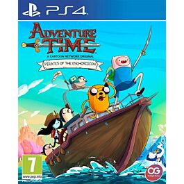 Adventure Time: Pirates of the Enchiridion (PS4)
