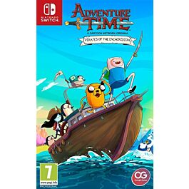 Adventure Time: Pirates of the Enchiridion (NDS)