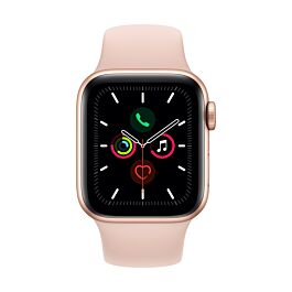 Pametna ura APPLE WATCH SERIES 5 GPS (40 mm) - Sport Band-Pink