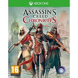 ASSASSIN'S CREED CHRONICLES (XONE)