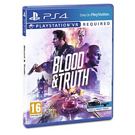 BLOOD AND TRUTH VR (PS4)