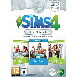SIMS 4 BUNDLE PACK (PC)