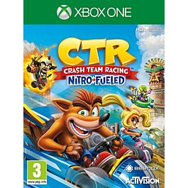 CRASH TEAM RACING: NITRO-FUELED (XONE)