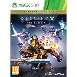 DESTINY THE TAKEN KING LEGENDARY EDITION (X360)