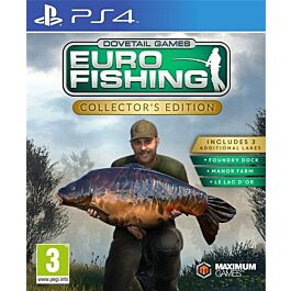 EURO FISHING COLLECTOR'S EDITION (PS4)