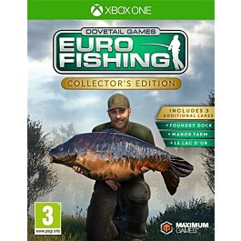 EURO FISHING COLLECTOR'S EDITION (XONE)